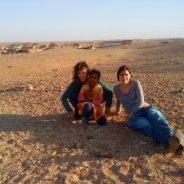 Semana del 13 al 18 de Marzo. Ausserd, 27 de Febrero y Smara. Campamentos de refugiados saharauis.