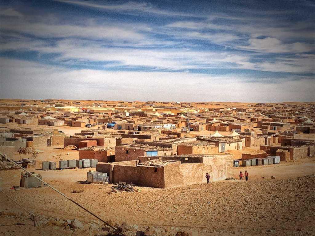 Campamentos De Refugiados Asociación Rimal Sáhara Tormes
