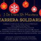 Carrera solidaria en Macotera – 3 de Enero